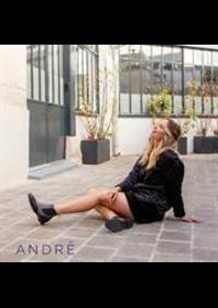 Prospectus André Levallois-Perret : Nouveautés