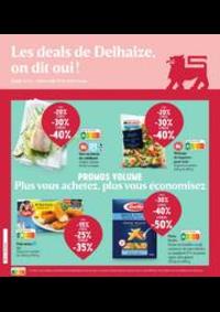 Promos et remises AD Delhaize Bruxelles : Nouveau: Promotion de la semaine