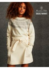Catalogues et collections Massimo Dutti Women Men Bruxelles - Rue neuve  : Soldes  Enfants