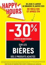 Prospectus Spar : Happy Hours