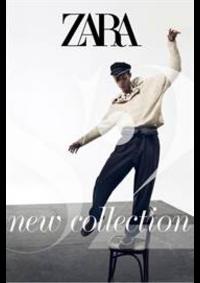 Catalogues et collections ZARA ANDERLECHT Westland Shopping Center : New Collection Men