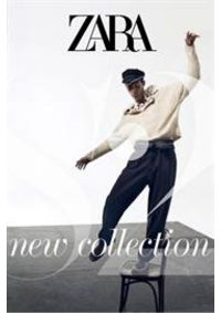 Catalogues et collections ZARA ROISSY-EN-FRANCE : New Collection Men