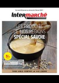 Prospectus Intermarché Super Bondy : SPÉCIAL SAVOIE