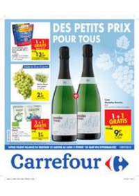 Prospectus Carrefour AUDERGHEM / OUDERGHEM : Des petits prix pour tous