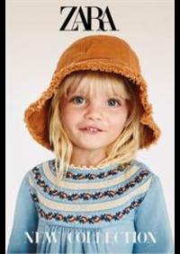 Prospectus ZARA LEVALLOIS-PERRET : New Collection Kids
