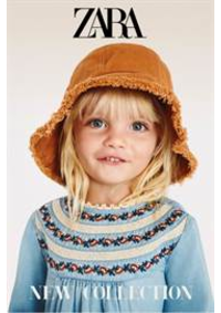 Prospectus ZARA AUBERVILLERS : New Collection Kids
