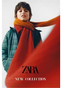 Prospectus ZARA PARIS 28-32 VICTOR HUGO : New Collection Boys