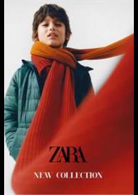 Prospectus ZARA PARIS 28-32 VICTOR HUGO : New Collection Boys