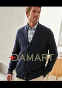 Prospectus Damart PARIS 8 : Nouvelle Collection / Homme