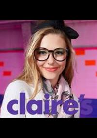 Prospectus Claire's PARIS LA DEFENSE : Nouveautés