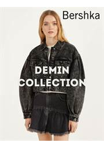 Catalogues et collections Bershka : Denim Collection
