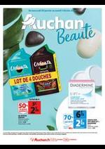 Prospectus Auchan : Auchan Beauté