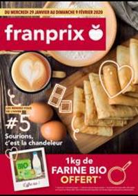 Prospectus Franprix AUBERVILLIERS 127 rue Hélène Cochennec : Les rendez-vous de l'hiver