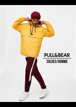 Prospectus Pull & Bear  : Soldes / Homme