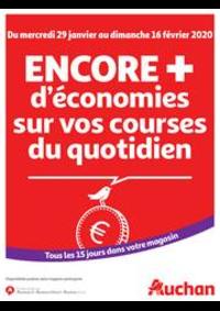 Prospectus Auchan MAUREPAS : Des économies au quotidien