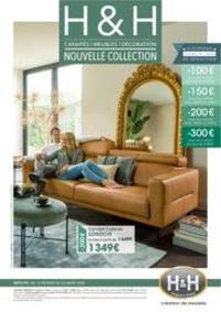 Prospectus H&H : Nouvelle Colections