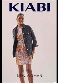 Prospectus Kiabi PANTIN : New Woman