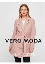 Catalogues et collections Vero Moda : New Jackets