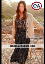 Catalogues et collections C&A : Erstklassiger Auftritt