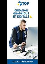 Prospectus  : Création Graphique et digitale