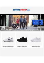 Prospectus Sports Direct : Winter Wrapped