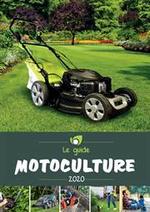 Prospectus  : Le Guide Motoculture 2020
