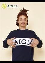Catalogues et collections Aigle : Pulls & Gilets Homme