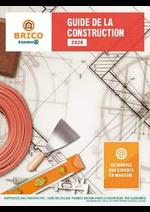 Promos et remises  : GUIDE DE LA CONSTRUCTION 2020