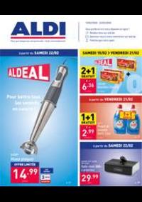 Prospectus Aldi LONDERZEEL : Aldeal