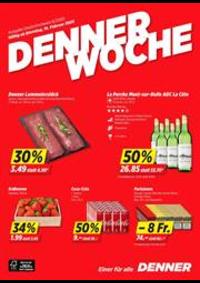 Promos et remises DENNER Belp : Denner Woche KW 08