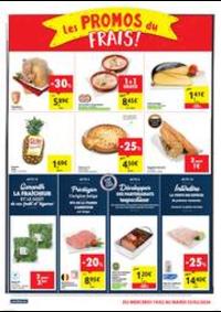 Promos et remises Carrefour Market BARVAUX : folder Carrefour Market