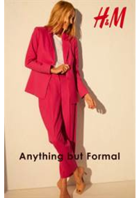 Catalogues et collections H&M Bern - Westside : Anything but formal