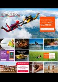 Prospectus Smartbox Paris Ternes : Catalogue Smartbox