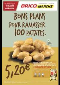 Bons Plans Bricomarché MEHUN-SUR-YÈVRE : Catalogue Bricomarché