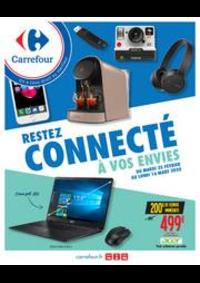 Prospectus Carrefour Créteil : Restez connecté à vos envies 2