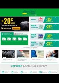 Prospectus Feu Vert Claye-Souilly : Offres Feu Vert