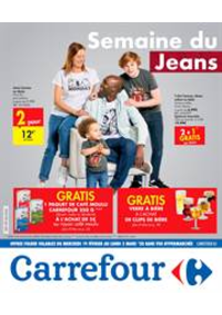 Prospectus Carrefour Express AUDERGHEM : Semaine du Jeans