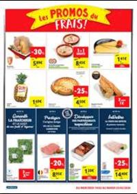 Prospectus Carrefour Express AUDERGHEM : Les promos du frais
