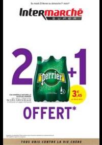 Prospectus Intermarché Super Givet : 2 + 1 OFFERT