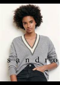 Prospectus Sandro Puteaux : Pulls & Cardigans Femme