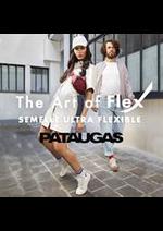 Prospectus Pataugas : The Art of FLex