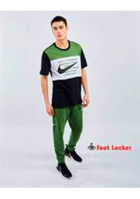 Prospectus Foot Locker Valenciennes : Collection T-Shirts / Homme