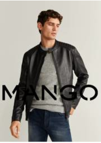 Prospectus MANGO Charleroi - City Nord : Leather and more