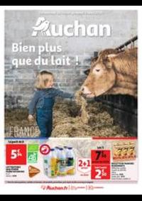 Prospectus Auchan ISSY LES MOULINEAUX : Bien plus que du lait !