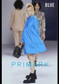 Prospectus Primark AULNAY SOUS BOIS : Blue Collection