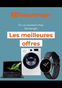 Prospectus Boulanger Trabes - Ibos : Les meilleures offres