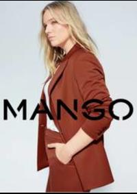 Prospectus MANGO PARIS 4 - 82 rue de Rivoli : Office Wear
