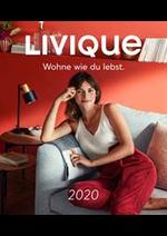 Prospectus Livique : Livique Katalog 2020