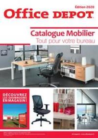 Prospectus Office DEPOT Aubervilliers : TOUT LE MOBILIER POUR VOTRE BUREAU