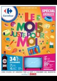 Prospectus Carrefour BOURGES : LE MOIS JUSTE POUR MOI